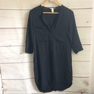 H&M tunic slip dress